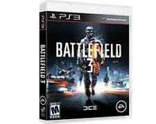 PLAYSTATION 3 PS3 GAME BATTLEFIELD 3 BRAND NEW & FACTORY SEALEED