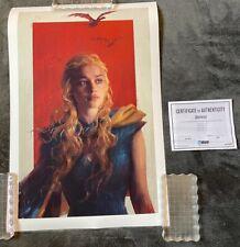 Sam Spratt - Daenerys - 1xRUN - SOLD OUT - Game Of Thrones- #173/261 - COA