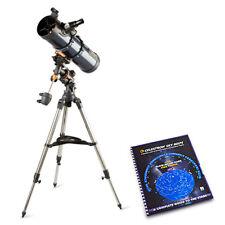 Celestron 31051 AstroMaster 130EQ MD Telescope with Skymaps