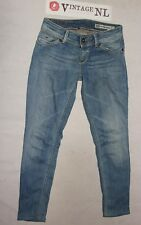 Tommy Hilfiger señora Victoria straight jeans 27/28 Idaho Stretch (etiqueta 27/34)