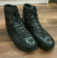 German Army Mountain Gore-Tex Waterproof Boots Bundeswehr Vibram Meindl