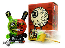 Duppy Dunny - Mishka x Kidrobot Dunny Series 2016 - 3 inch Figure Brand New