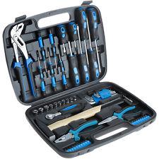 Mallette à outils pour la maison 57 pièces valise coffret trousse kit d'outils