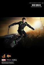 "Hot Toys Spider-Man 3 New Goblin 1/6 12"" Action figure NRFB NEW MMS151"