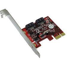 Addonics AD2SA6GPX1 Two Sata III Ports PCI Express Add-On Card