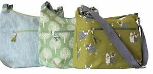 Lua Cotton Handmade Sling Bag Various Designs