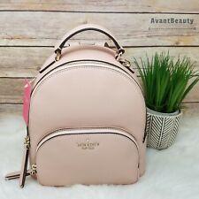 Kate Spade Jackson Medium Backpack Warm Vellum Pink Leather Wkru5946