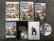 Super Smash Bros Brawl - Nintendo Wii UK PAL