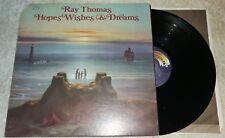 Ray Thomas - Hopes Wishes & Dreams    Vinyl  LP mit Einleger