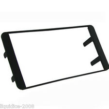 CT24TY43 TOYOTA HILUX 2007 to 2012 BLACK DOUBLE DIN FASCIA ADAPTER PANEL