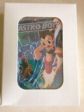 Astro Boy Anime Sealed Card And Character Combo