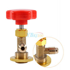 New R134a Auto Air Conditioning Refrigerant Can Tap Valve Bottle Opener Red Cap