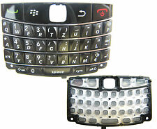 Replacement Keypad Buttons Keyboard For Blackberry Bold 9700 9780 QWERTZ Black