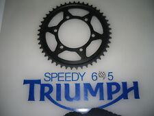 TRIUMPH Daytona 675 Street triple Trasero Piñón 47 T