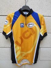 Maillot cycliste UCI SMS SANTINI maglia ciclismo shirt L