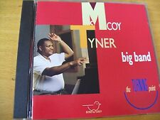 MC COY TYNER BIG BAND THE TURNING POINT CD MINT---