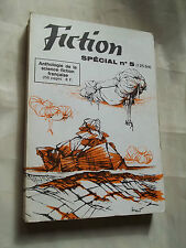 "REVUE ""FICTION SPECIAL N° 5""  (1964) SCIENCE-FICTION FRANCAISE / SIGNé"