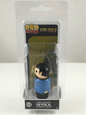 Pin Mate 02 First Officer Spock Star Trek TOS Wooden Figure NEW Original Series