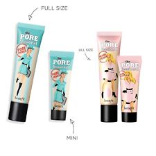 Benefit POREfessional Face Primer 100% Authentic New Sealed Full 22ml or 7.5ml