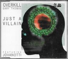 "GARY THOMAS FEATURING JOVANOTTI-RARO CDs""JUST A VILLAIN"