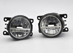2 Prloject White LED FOG LAMP SPOT LIGHT for FORD FALCON BF FG Territory 06-2014