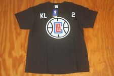 Kawhi Leonard LA Clippers Playmaker Name & Number T-Shirt NWT