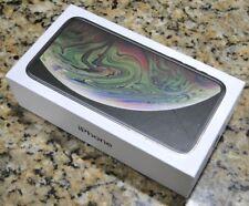 New Apple iPhone XS Max 256GB Gray Unlocked Verizon ATT T-mobile Full Warranty