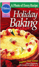 Pillsbury Classics Cookbook Holiday Baking 1996 #189 89 Pages