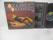 STRANGE ADVANCE exc vinyl lp 2WO