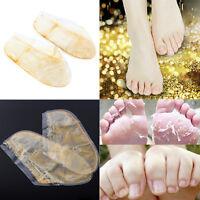2PCS Exfoliating Peel Foot Mask Baby Soft Feet Remove Callus Hard Dead Skin