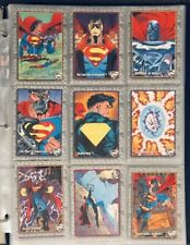 1993 DC Comics Skybox The Return of Superman Complete Set (1-100) with Extras