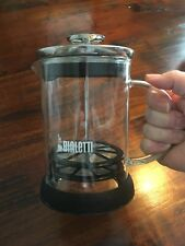 BIALETTI  ITALIAN Coffee Glass CAPPUCCINATORE Maker MSRP $35