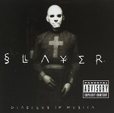 Slayer Diabolus In Musica CD NEW SEALED Metal