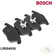Bosch 44011497 QuietCast Premium Disc Brake Rotor For 2008-2014 Land Rover LR2; Rear