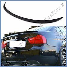 #475 Black Sapphire 06-11 BMW E90 M3 Look 325i 328i 335i Trunk Spoiler Tail Lips