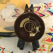 Fiestaware Chocolate 2013 HLCCA Ornament Fiesta Holiday Member Exclusive NIB
