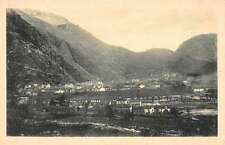 Kotor Yugoslavia Birds Eye View Antique Postcard J65981