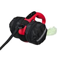 SML / MED & LARGE Trixie Retractable Handy Lead Bag For Dog Walking