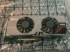 MSI Radeon HD 6950 Twin FROZR III PE/OC Great Condition