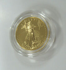 US 1997 1/4 oz PROOF GOLD EAGLE $10.00 COIN in ORIGINAL CAPSULE - NO BOX or COA!