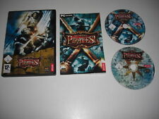 Sid Meier's PIRATES  Pc Cd Rom Original version with Manual - FAST POST