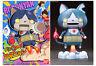 Maqueta Yo kai Watch Robonyan Original Importada Japón figura muñeco yokai you