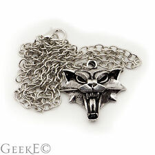 The Witcher 3 Cat School Inspired Medallion Ciri Necklace - UK Shop