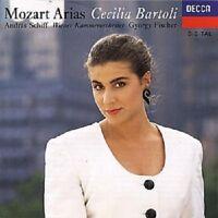 """CECILIA BARTOLI """"MOZART ARIEN"""" CD NEW!"""