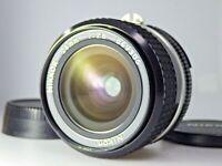 [EXC!!] Nikon Ai-S Nikkor 24mm f/2.8 Wide Angle MF Lens Japan JP AIS SLR F Mount