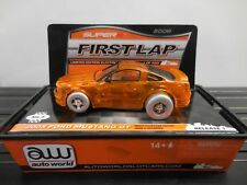 AUTO WORLD ~ Super lll '05 Ford Mustang GT Limited Production  ~ FITS AFX, AW