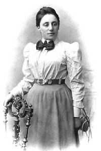 Emmy Noether-Most Important Woman in the History of Mathematics-Photo
