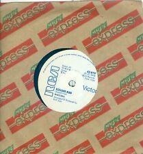 BACCARA - KOOCHIE-KOO ( RHODESIA/ ZIMBABWE RCA 42-829) WHITE Label promo