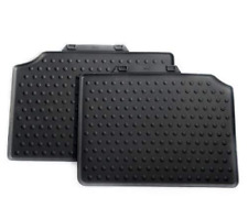 MINI Countryamn 2011-2016 All Weather Floor Mats / Rear 51-47-2-181-810