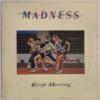 MADNESS KEEP MOVING LP STIFF UK 1984 EX CONDITION PRO CLEANED
